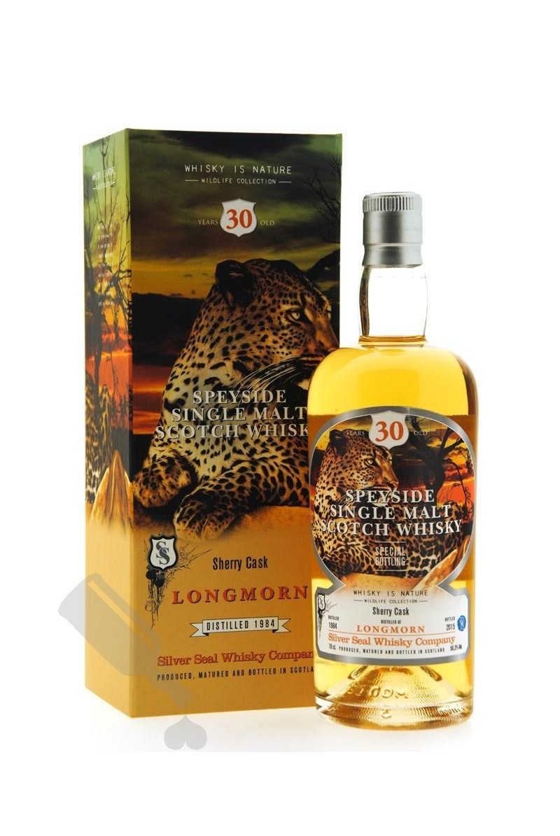 Longmorn 30 years 1984 - 2015 #3212 Whisky Is Nature