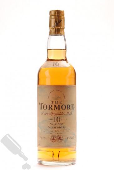 Tormore 10 years - Old Bottling
