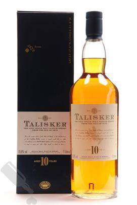 Talisker 10 years 100cl Old Bottling