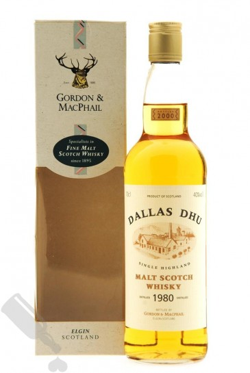 Dallas Dhu 1980 - 2000
