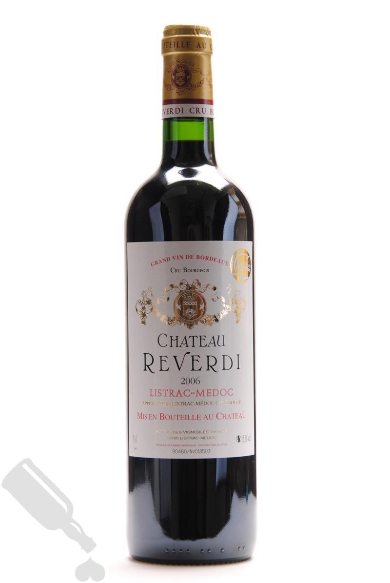 Château Reverdi Listrac-Médoc Cru Bourgeois