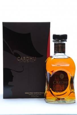 Cardhu 21 years 1991 - 2013