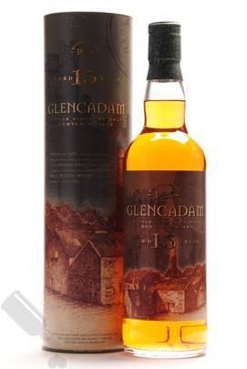 Glencadam 15 years Old Bottling