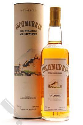 Inchmurrin 10 years Old Bottling