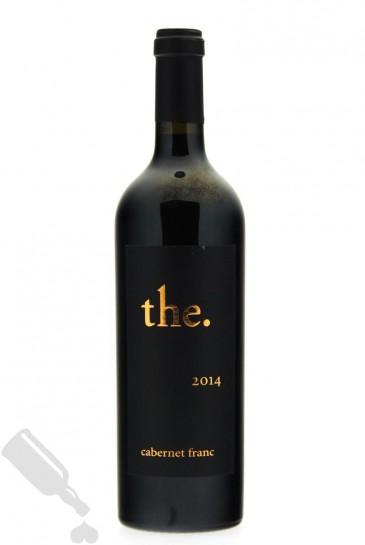 The. Cabernet Franc 2014 Three-Bottle Case