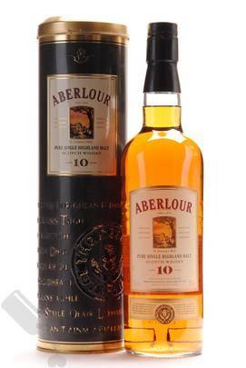 Aberlour 10 years Old Bottling
