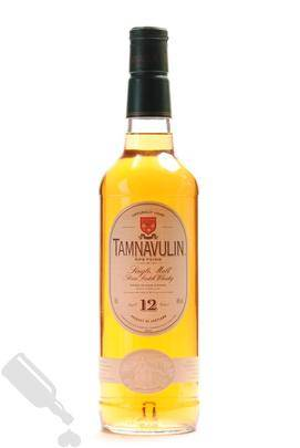 Tamnavulin 12 years Old Bottling