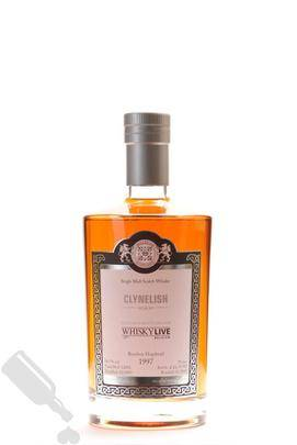 Clynelish 1997 2013 12051 for 10th WhiskyLive Belgium