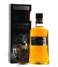 Highland Park 12 years Viking Honour including a 5cl miniature 18 years Viking Pride - Giftpack