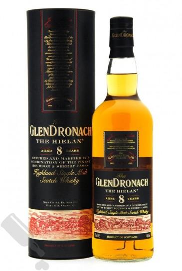 GlenDronach 8 years The Hielan'