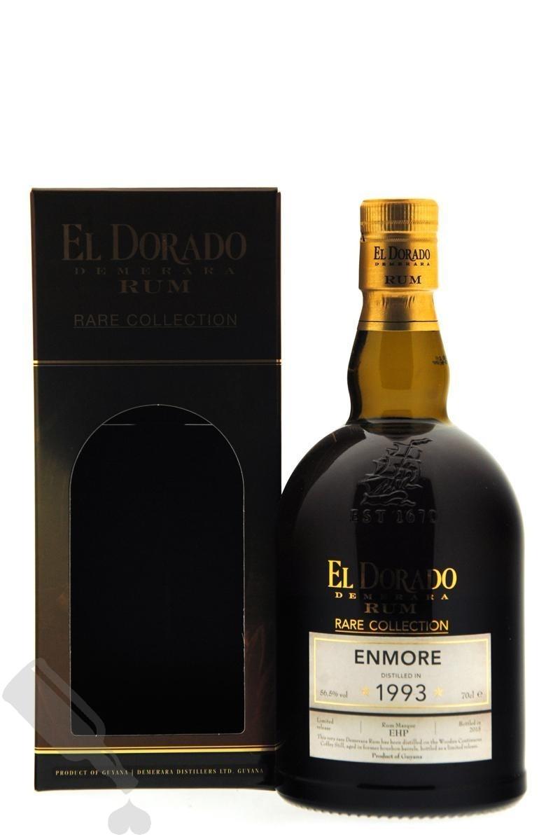 Enmore 21 years 1993 - 2015 El Dorado