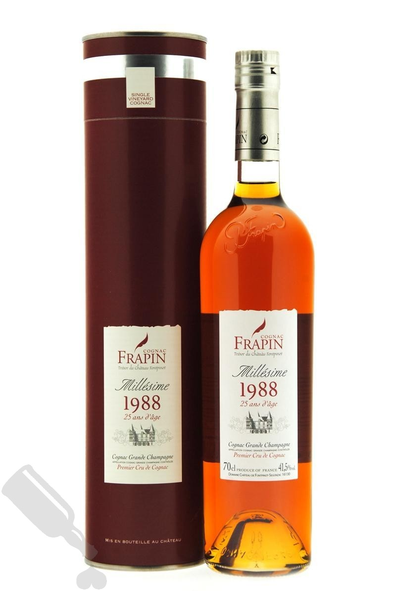 Frapin 25 years Millésime 1988 XO