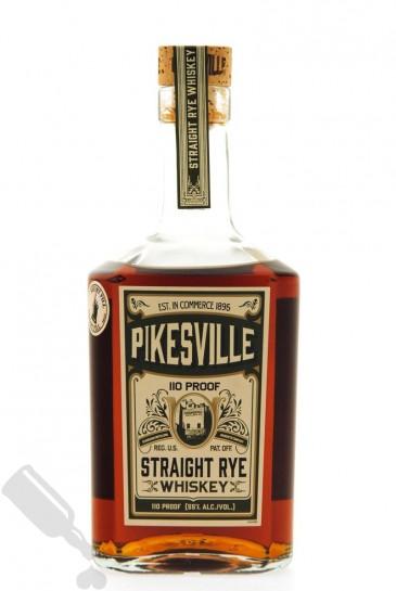 Pikesville 110 Proof Straight Rye