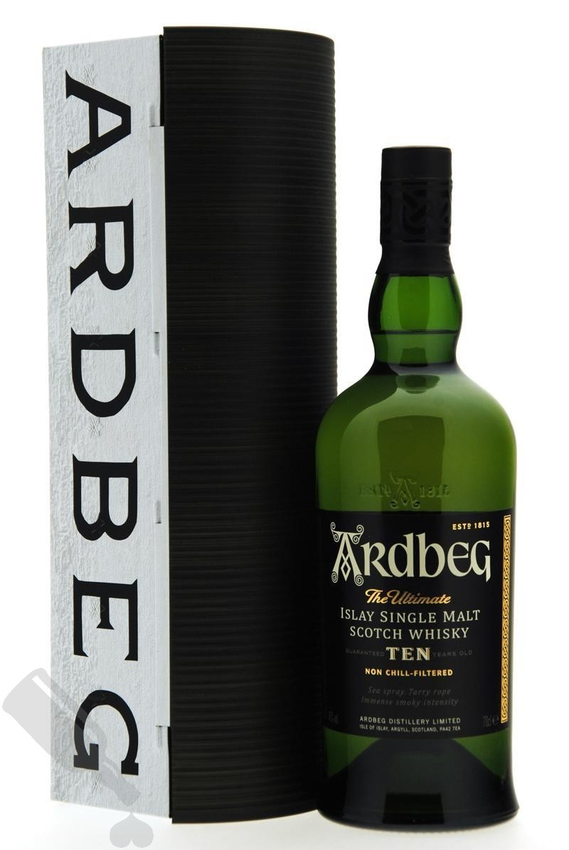 Ardbeg 10 years Warehouse - Giftpack