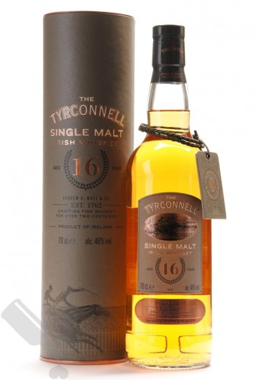 Tyrconnell 16 years