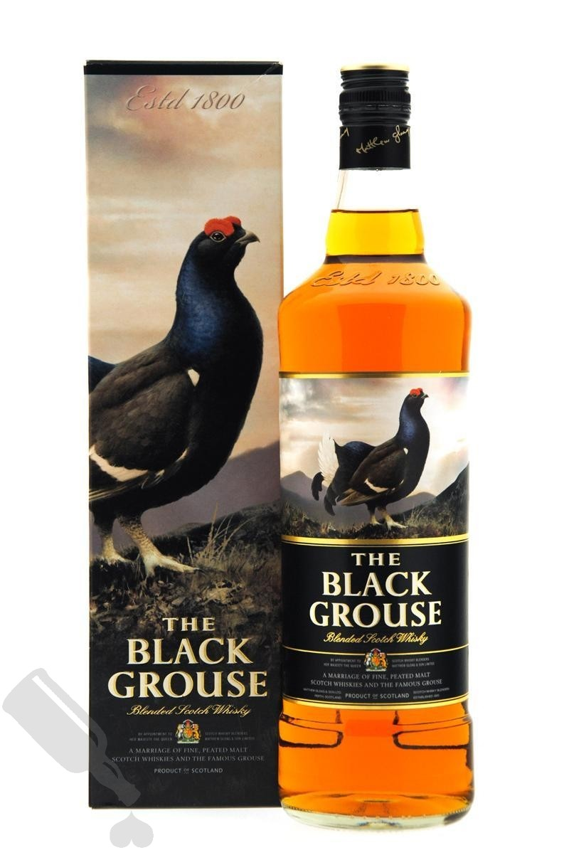 The Black Grouse 100cl
