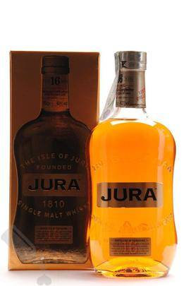 Jura 16 years Vintage Collection