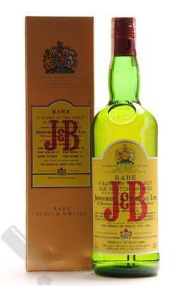 J B 75cl Old Bottling