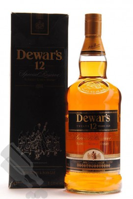 Dewar s 12 years Special Reserve 100cl