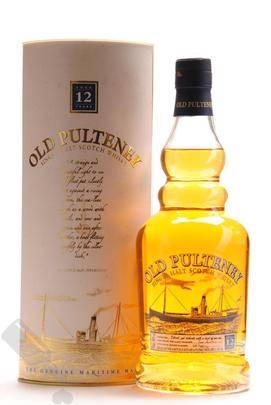 Old Pulteney 12 years Old Bottling