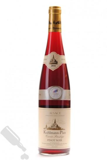 Kuhlmann-Platz Cuvée Prestige Pinot Noir