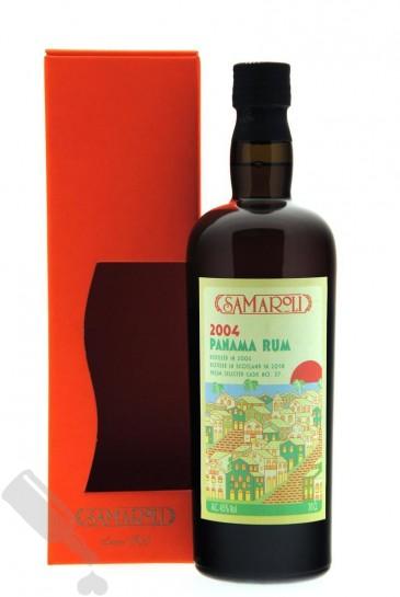 Panama Rum 2004 - 2018 #37 Samaroli