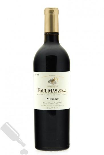 Paul Mas Estate Merlot
