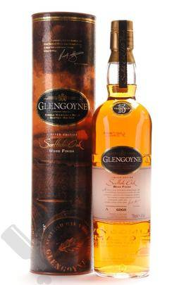 Glengoyne 15 years Scottish Oak Wood Finish
