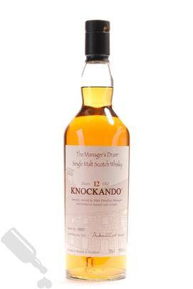 Knockando 12 years 2012 The Manager s Dram