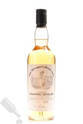 Strathmill 15 years 2003 The Manager s Dram