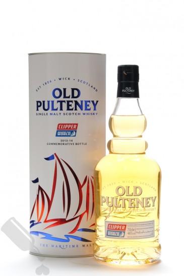 Old Pulteney Clipper Around The World