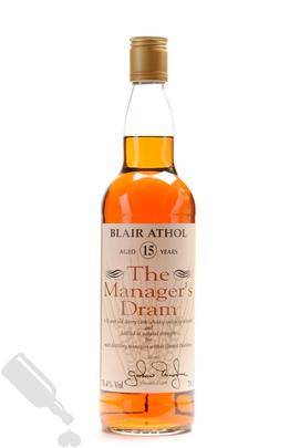 Blair Athol 15 years 1996 The Manager s Dram
