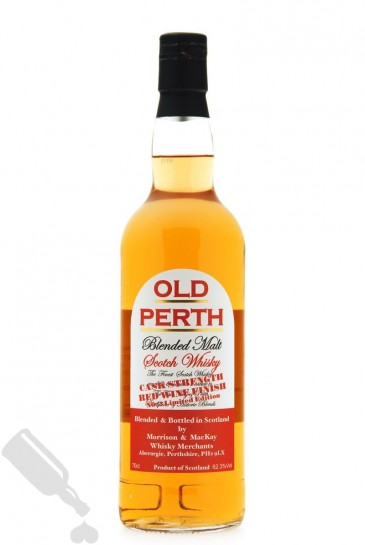 Old Perth Red Wine Finish Cask Strength No.2 Limited Edition