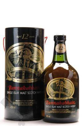 Bunnahabhain 12 years 100cl Old Bottling