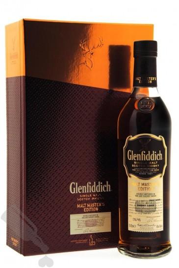 Glenfiddich Malt Master's Edition - Giftpack