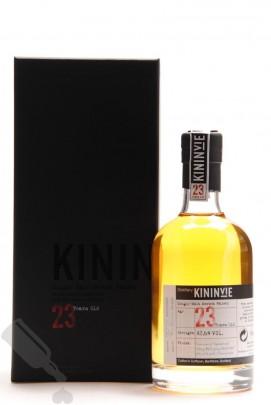 Kininvie 23 years 35cl