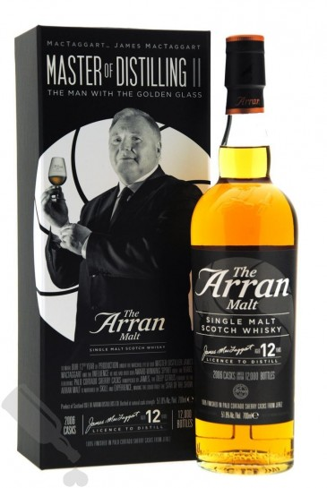 Arran 12 years 2006 - 2019 Master of Distilling II
