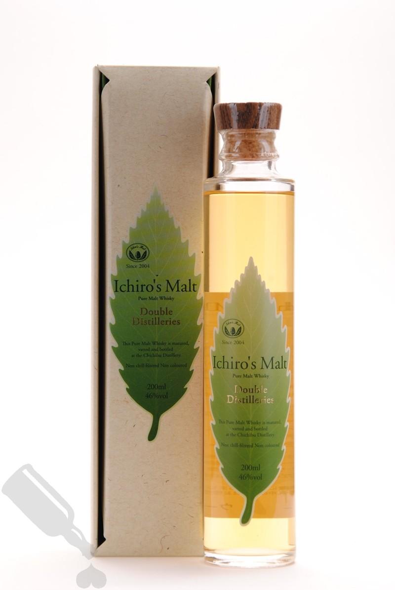 Chichibu Ichiro's Malt Double Distilleries 20cl