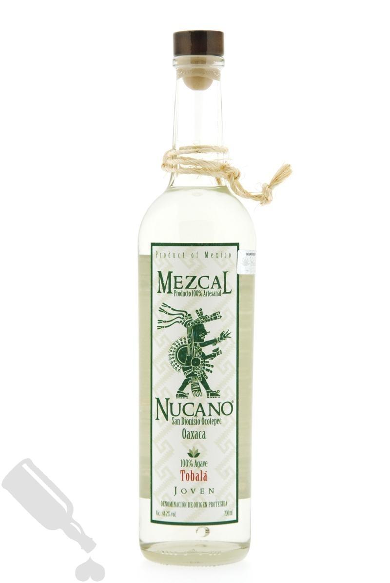 Mezcal Nucano Tobalá Joven