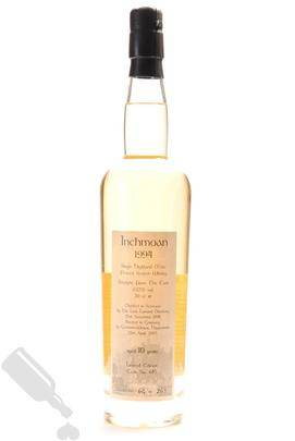 Inchmoan 10 years 1994 - 2005 #645 Straight From The Cask