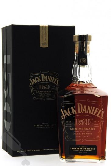 Jack Daniel's 150th Anniversary 100cl