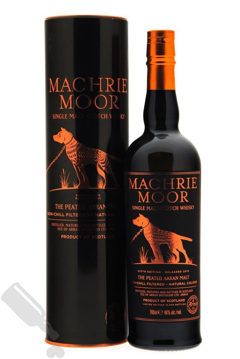 Arran Machrie Moor Sixth Edition Released 2015 - Peated