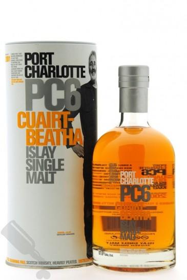Port Charlotte 6 years 2001 - 2007 PC6