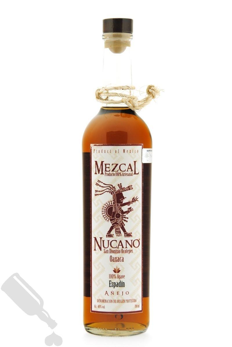 Mezcal Nucano Espadín Añejo