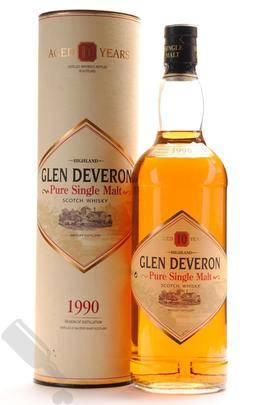 Glen Deveron 10 years 1990 100cl