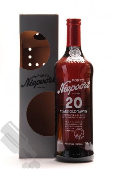 Niepoort 20 years
