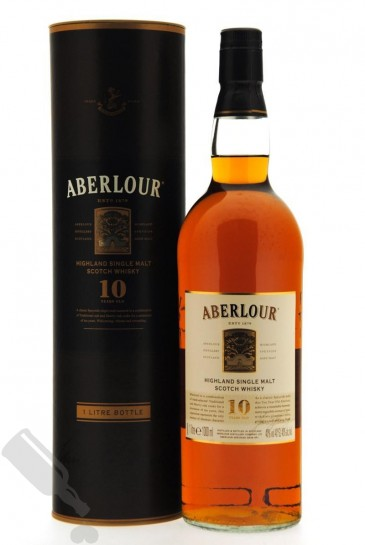 Aberlour 10 years 100cl - Old Bottling