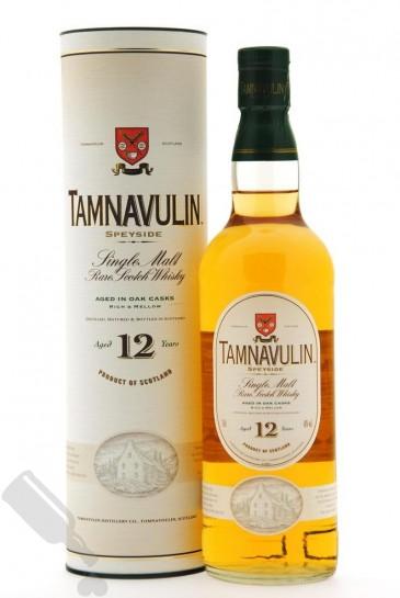 Tamnavulin 12 years - Old Bottling