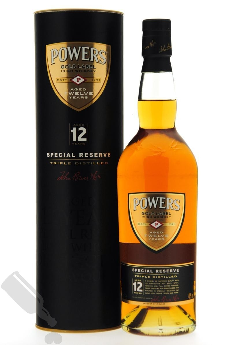 Powers 12 years Special Reserve