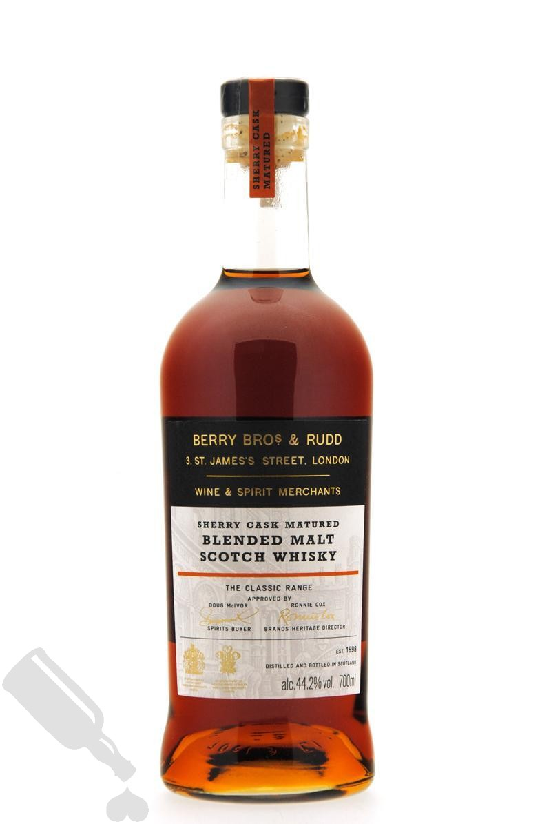 Berry Bros. & Rudd Sherry Cask Matured